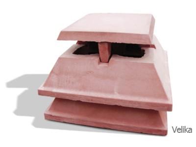 Model KAPE za dimnjak